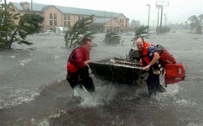 Hurricane Winds Wind of Hurricane Katrina